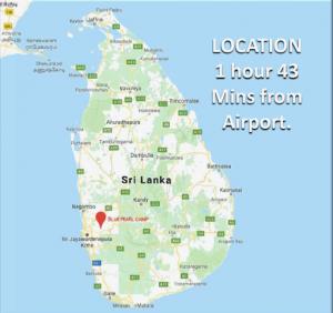 Sri Lanka Camp Location